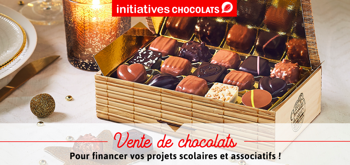 Vente de chocolats du club